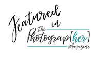 Featured in Photograp[her] Magazine