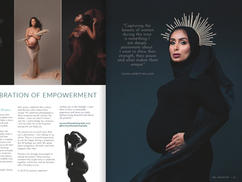 Empowering Maternity by Tianna J Williams, UK