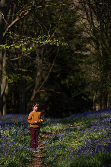 Bluebell Mini Session 8th May 2021 - Deposit