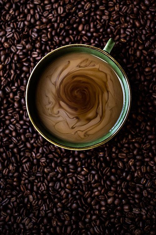 Coffee - Fine Art Print by Bex Maini