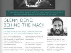Glenn Dene - Behind The Mask, UK