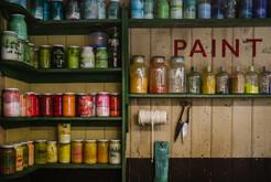 Marchand Son Paint Shop, Lewes