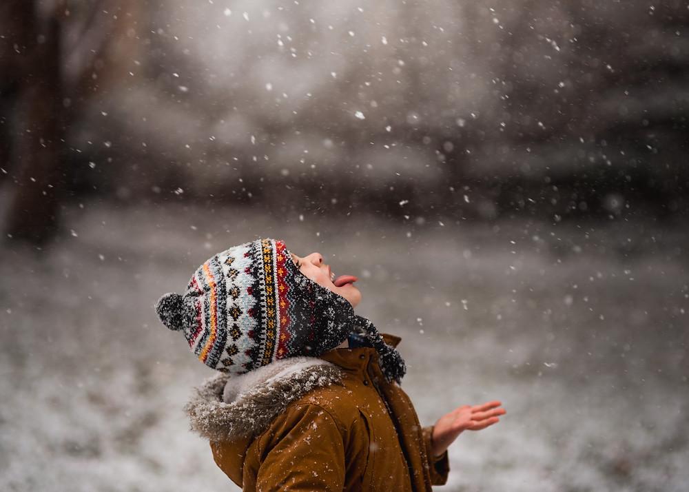 Snow by Sarah Gupta