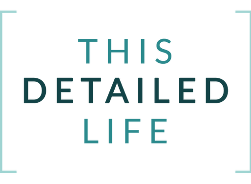 This Detailed Life Logos and Badges - created by Carin Thakrar Design