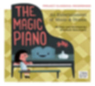The Magic Piano is a radio play which presents short, accessible classical piano pieces to novice listeners.