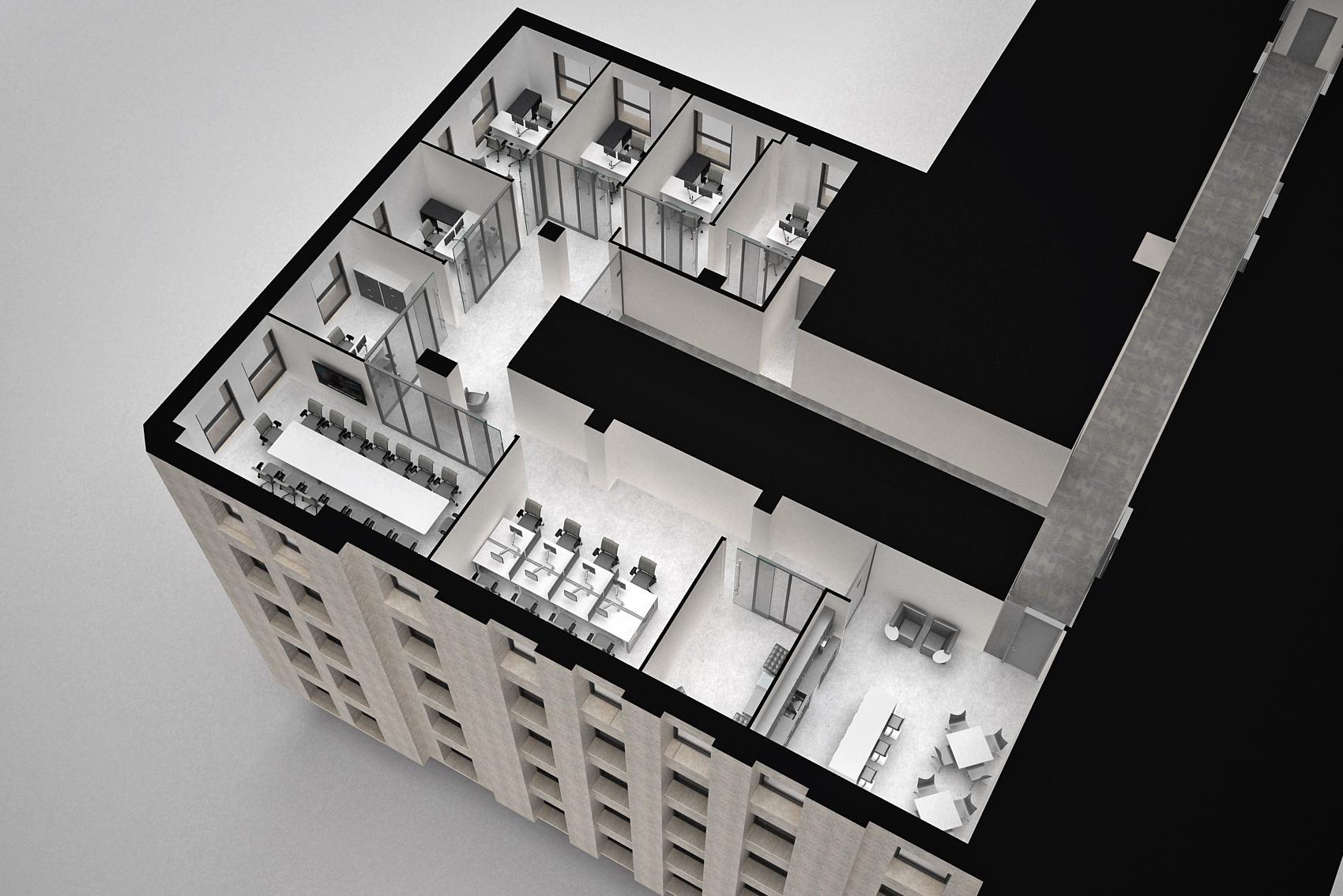 MARINE BUILDING