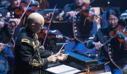 The US Army Orchestra in Boston