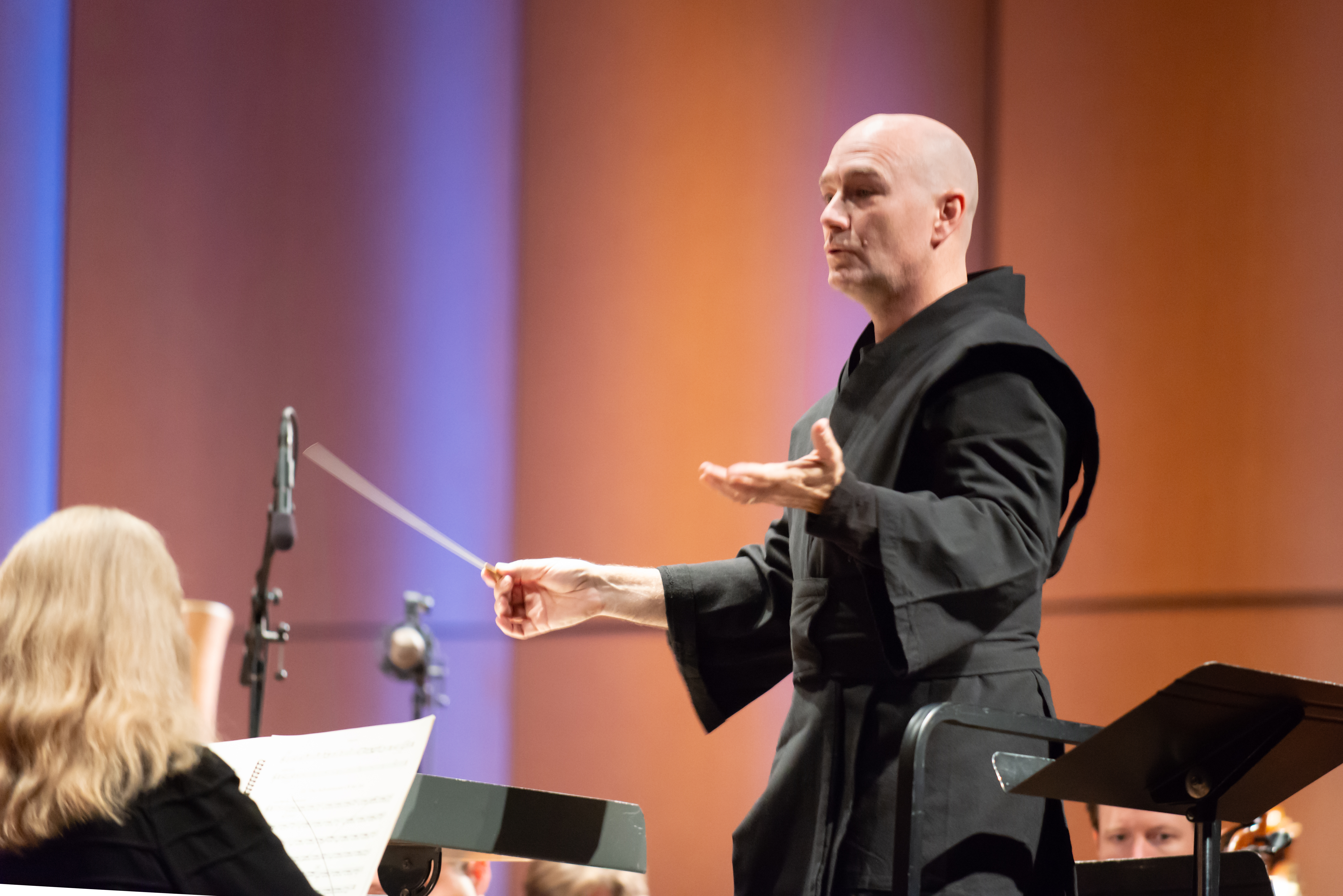 Conducting the Music of Star Wars