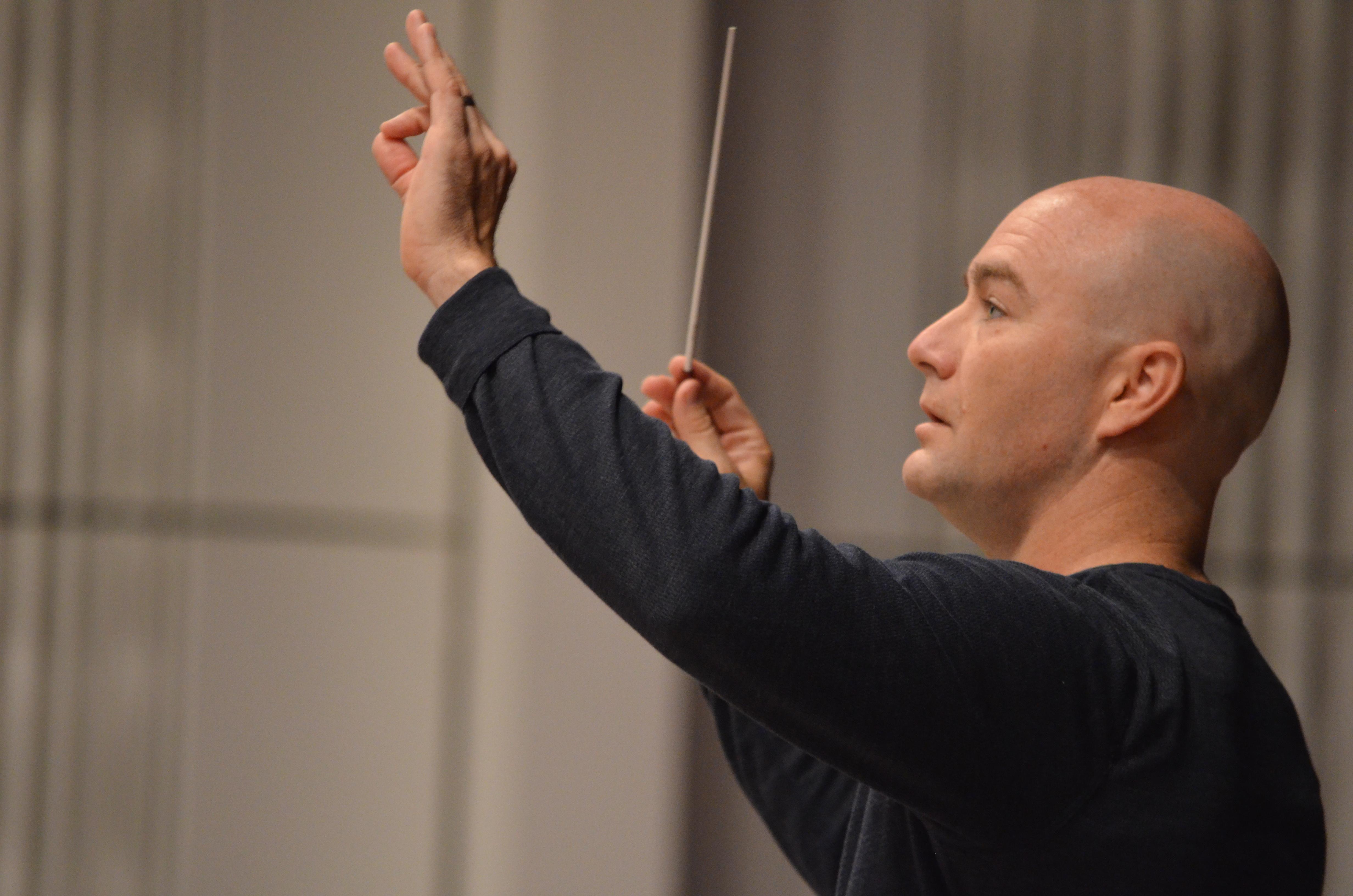 Maestro Huff in the Czech Republic