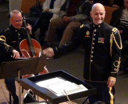 US Army Orchestra in concert