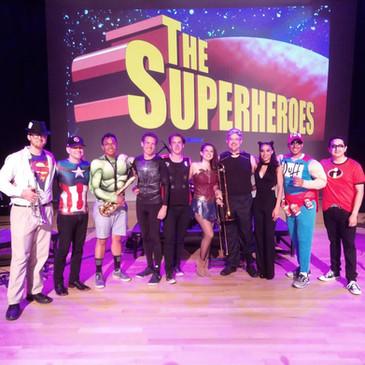 The Superheroes!