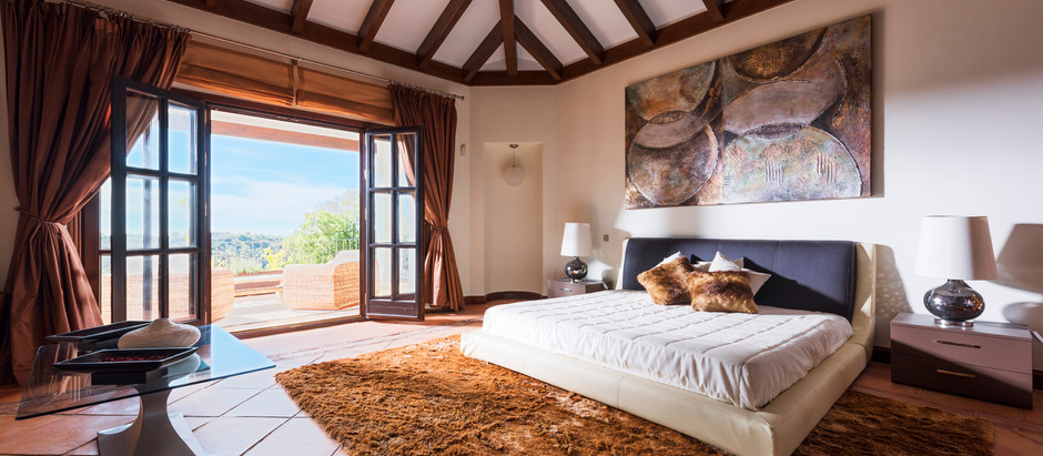 Real Estate photography in Marbella with  Ben Welsh.