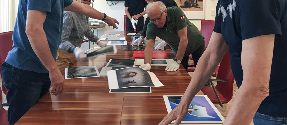 Jury of the biggest photo competition in the World.