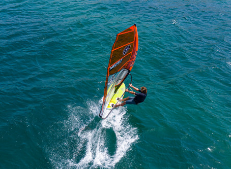 New Proton 2021, from Goya Windsurfing.