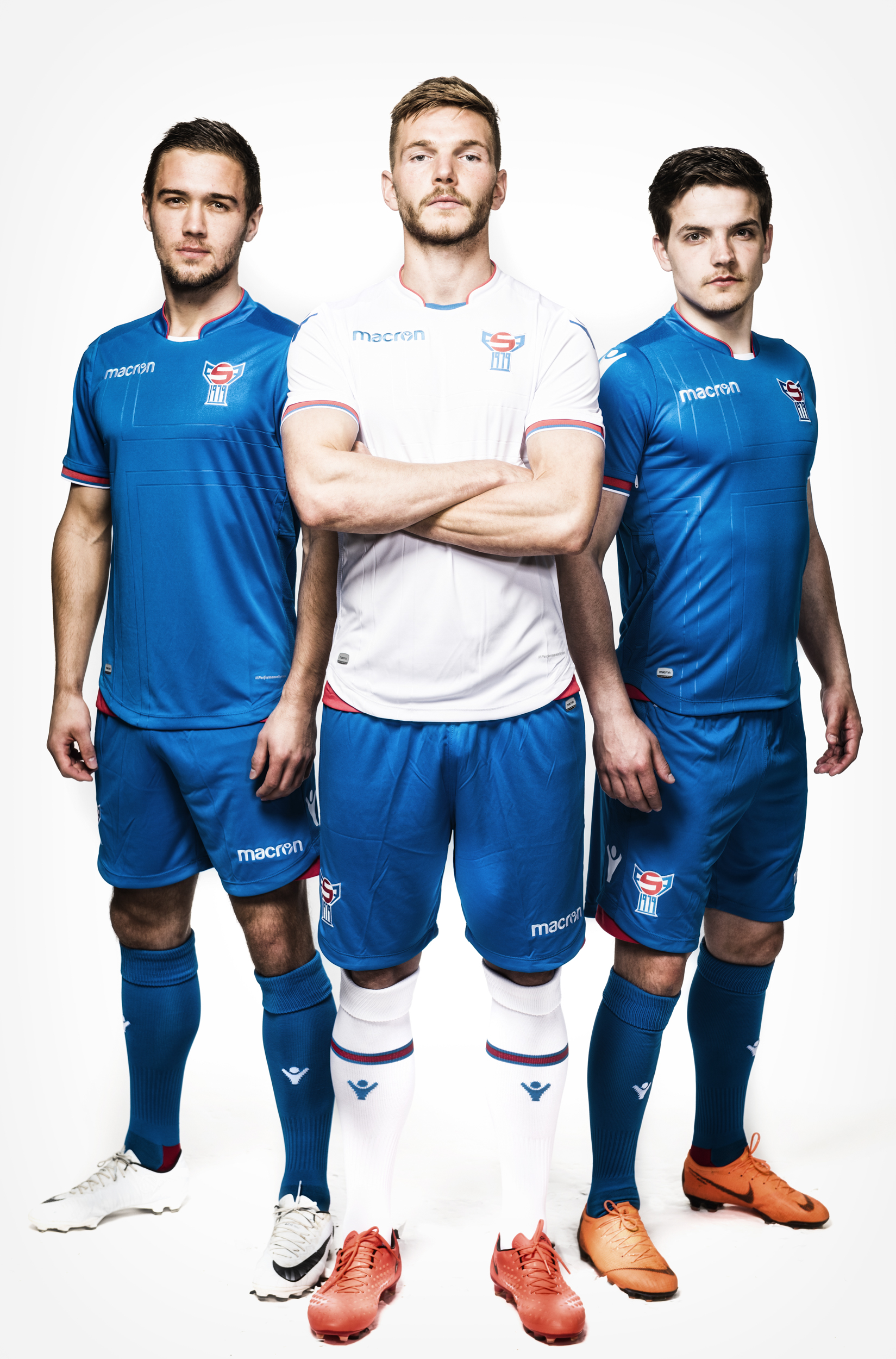 Faroe Islands football team.