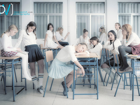 School Girls.