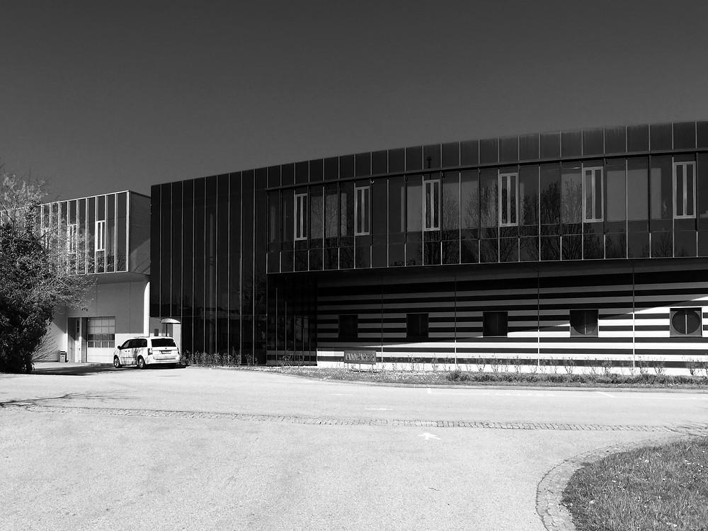 Trierenberg headquarters. Linz, Austria.