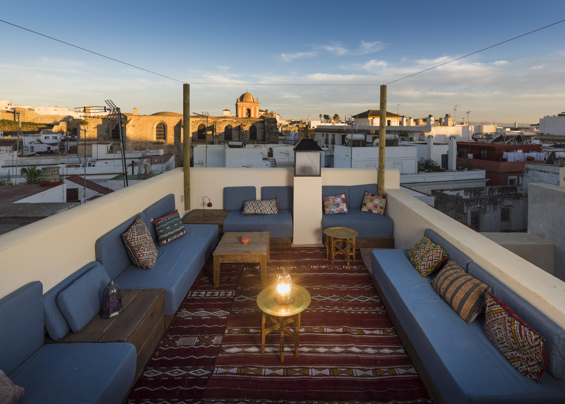 THE RIAD HOTEL TARIFA
