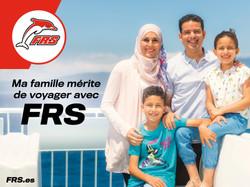Nuevo cartel publicitario de FRS
