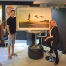 Art gallery at Marbella Club