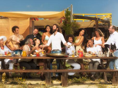 The last supper. Grupo Inmobiliario IPG.