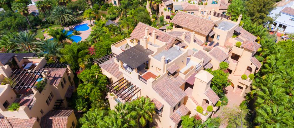 Luxury Penthouse in Marbella, Spain.