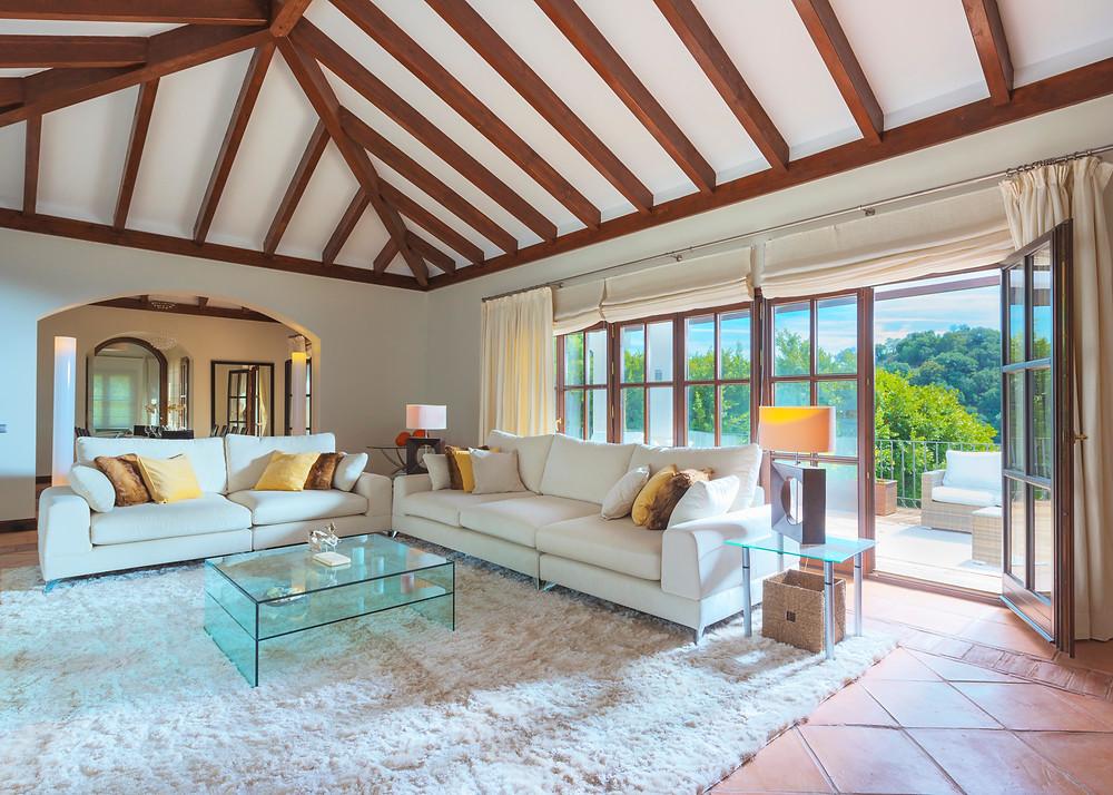 Luxury house in La Zagaleta, Costa del sol, Malaga, Southern Spain.