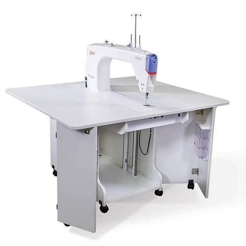 Q'nique 21 Long Arm Quilting Machine (Sit Down)