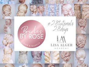 28 Tutorials in 28 Days challenge - Brides by Rose