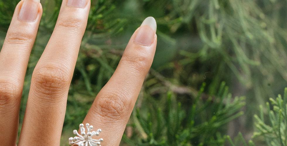 Star Faith Ring in Silver