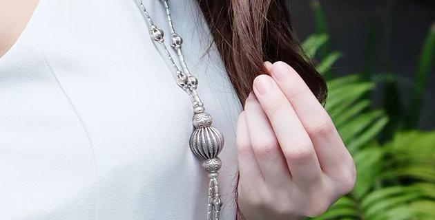 Naka Necklace I