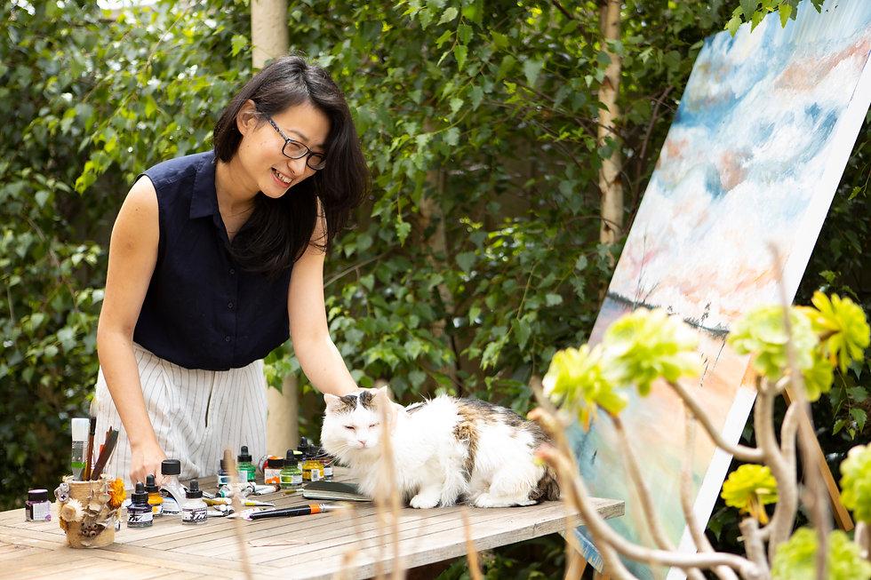 Xiang Li Artist