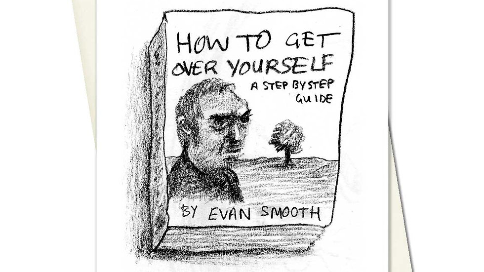 How To Get Over Yourself A Step By Step Guide Greetings Card