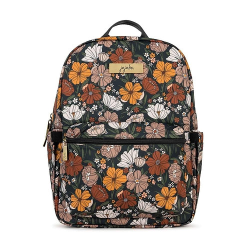 Far out floral - midi backpack