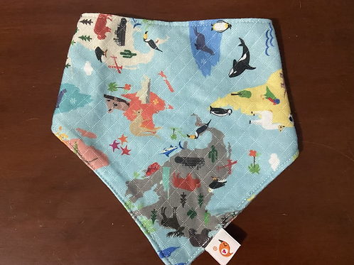Travel adventure bandana
