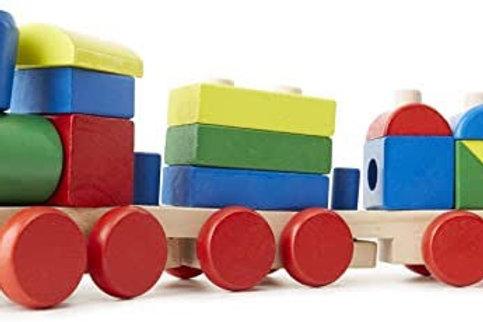 Tren apilable