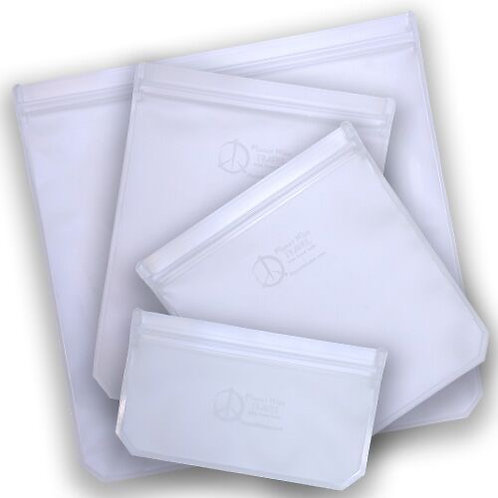 Bolsas de silicon reutilizables