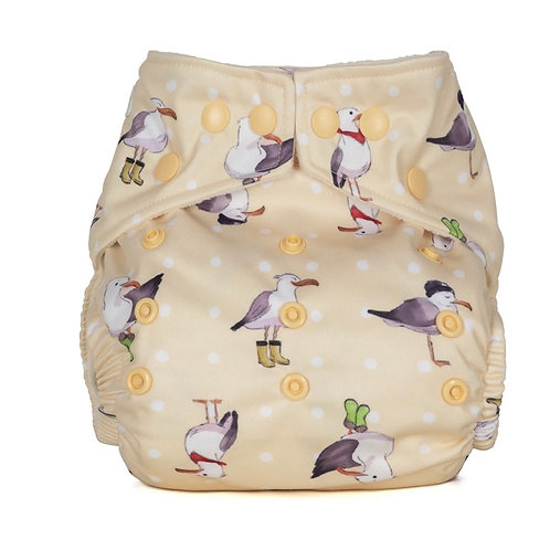 Baba+boo - seagulls