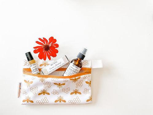 Bee yourself - mini wetbag
