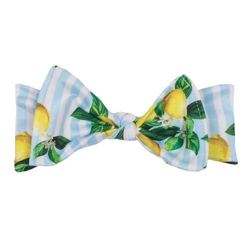 Headband bebé - lemon drops