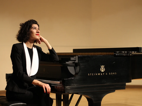 Finding Her Voice: A Classical Vocalist's Journey of Accepting Her Artistic Purpose