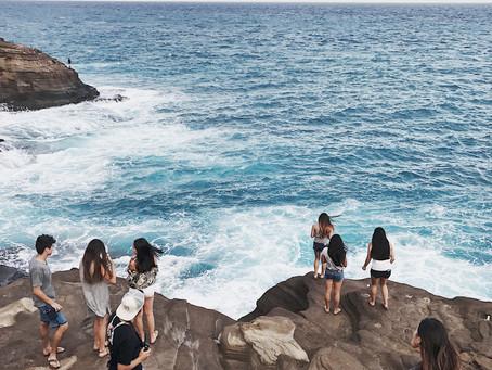When Paradise Becomes Home:      Oahu, Hawaii