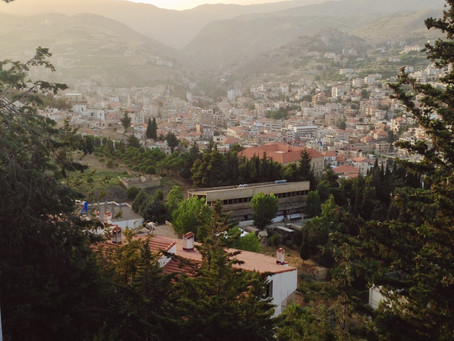 The Phoenix Will Rise Again:                    A Tribute to Lebanon