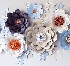 flowers backdrop