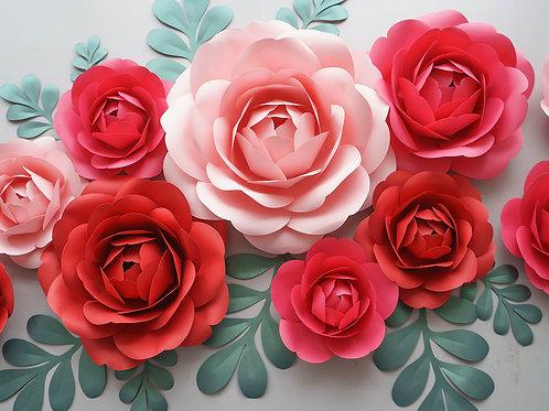 """Сет цветов """"Пионы"""""""