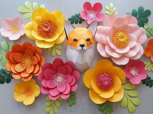 """Сет цветов """"Солнечный"""""""