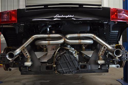 Lamborghini Gallardo Sport X pipe