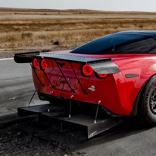 2005-2013 Corvette Streamline Drag wing