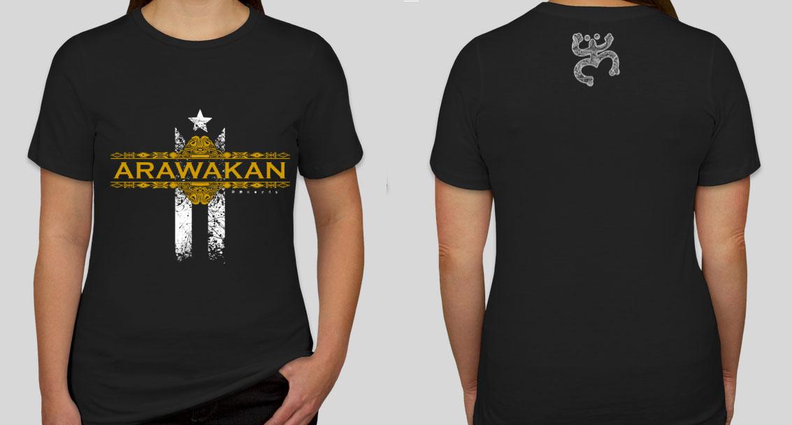 ARAWAKAN ST_NECK_LADIES