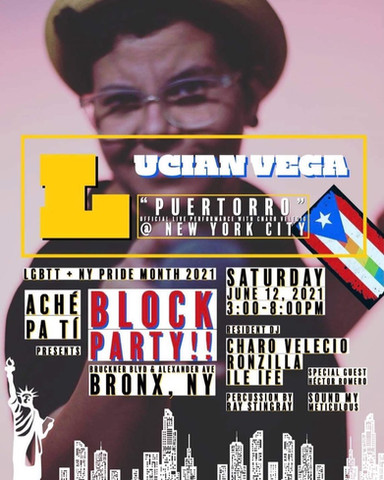 SUMMER BLOCK PARTY!!